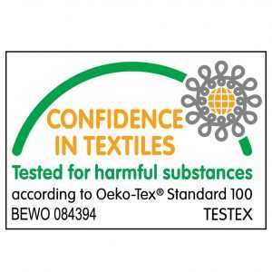 New OEKO-TEX certificate for XM Textiles fabrics!